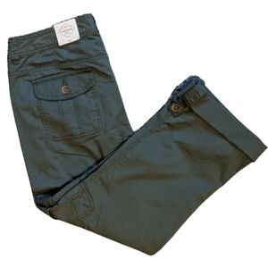 St. Johns Bay Oregano Convertible Cargo Pants 12